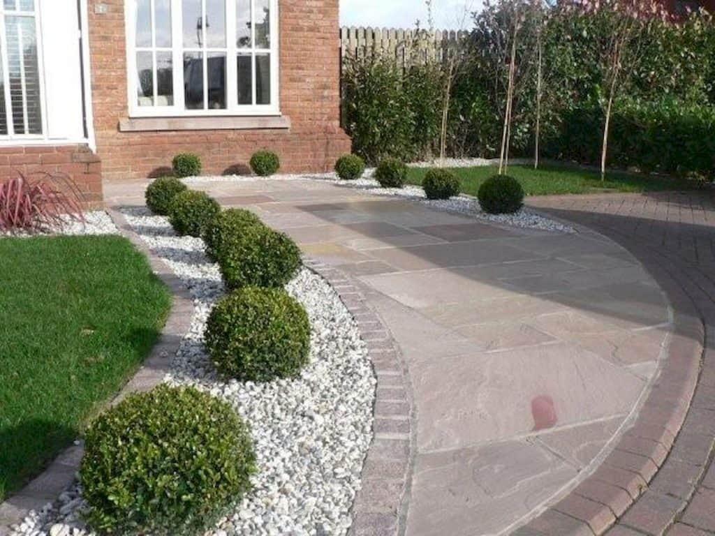 idea for a front garden